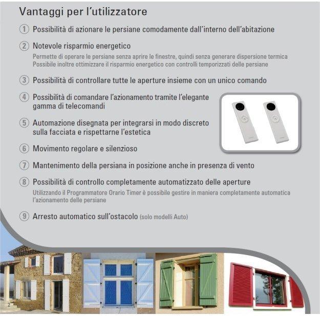 Automazioni per la casa persiane sliding doors milano - Blocca persiane dall interno ...